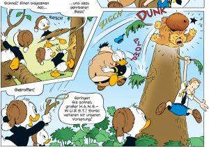"Szene aus ""Wettkampf im Wandern"". ©2018 Disney Enterprise, Inc./Jan Gulbransson."