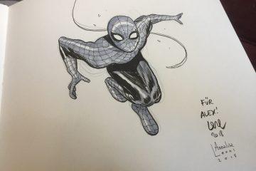 Spiderman von Lorenzo de Felici und Annalisa Leon.