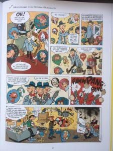Gaston-Hommage von Olivier Schwartz