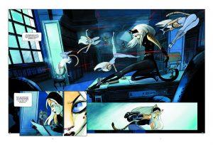 Jack und die geheimnisvolle Pantherin