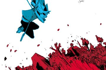 "Cover von"" I kill Giants"""