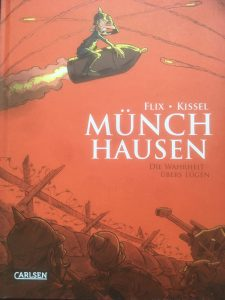"""Cover von """"Münchhausen"""""""