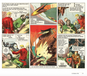 Flash Gordon vom 18.10.1936