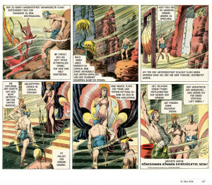 Flash Gordon vom 31. Mai 1936