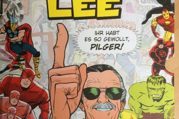 Stan Lee: Marvel Treasury Edition