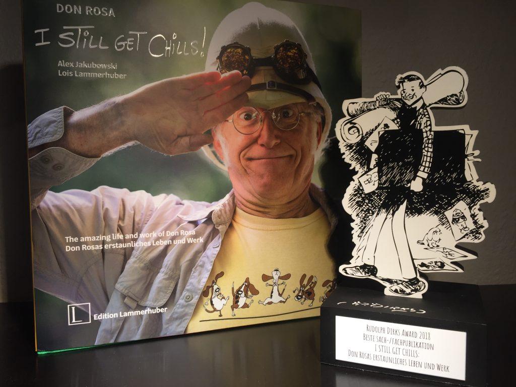 Buch und Award