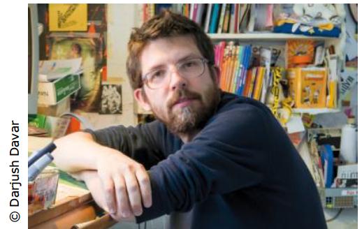 Comiczeichner Mawil.