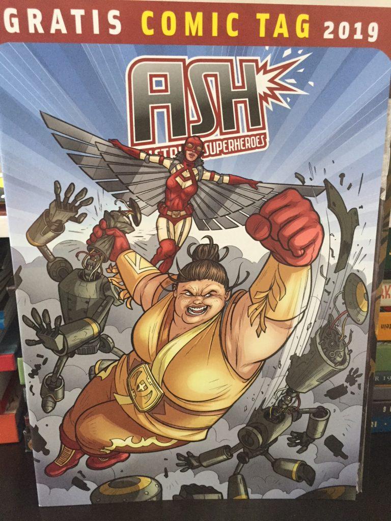 AHS - Austrian Superheroes