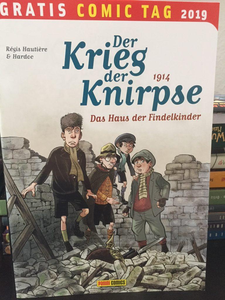 Der Krieg der Knirpse