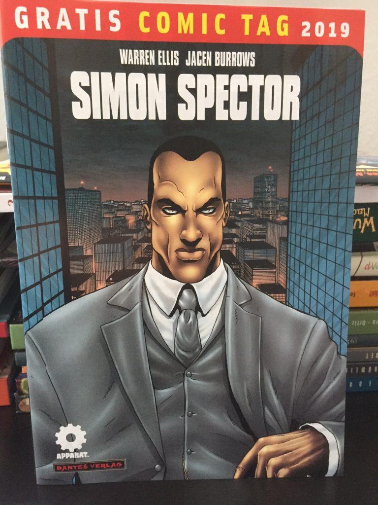Simon Spector
