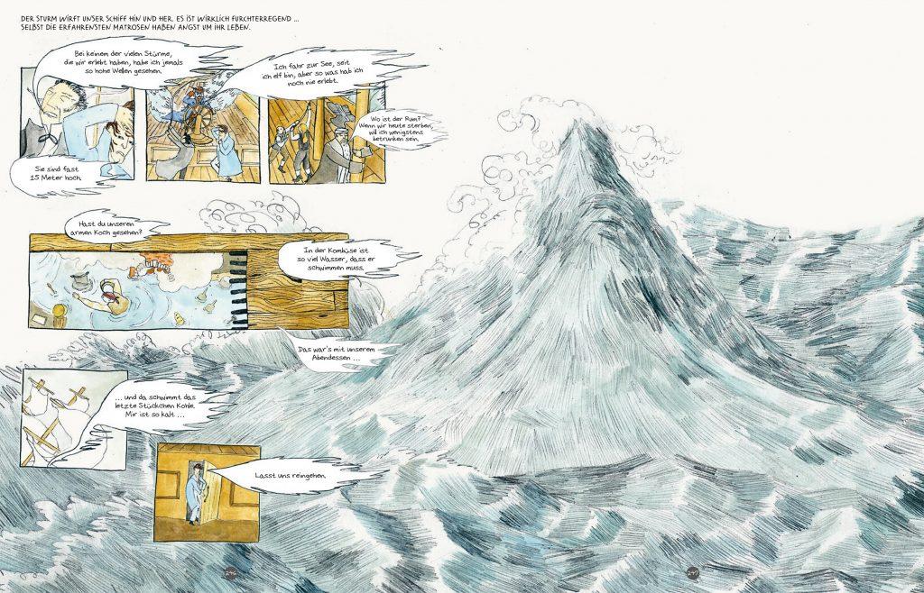 Die Abenteuer des Alexander von Humboldt, Seite 246-247