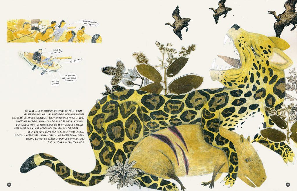 Die Abenteuer des Alexander von Humboldt, Seite 88